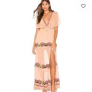 Tularosa x Revolve Coraline Embroidered Dress NWT
